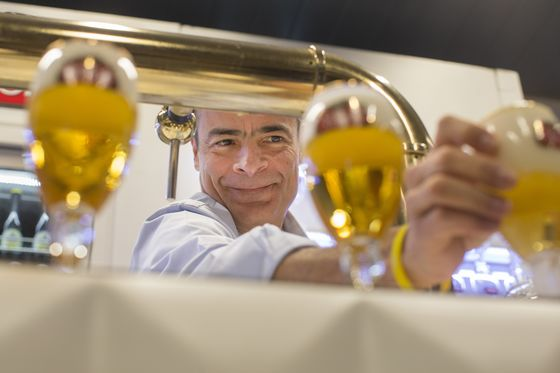Brito's 'TNT' Successor at AB InBev Looks Beyond Beer for Growth