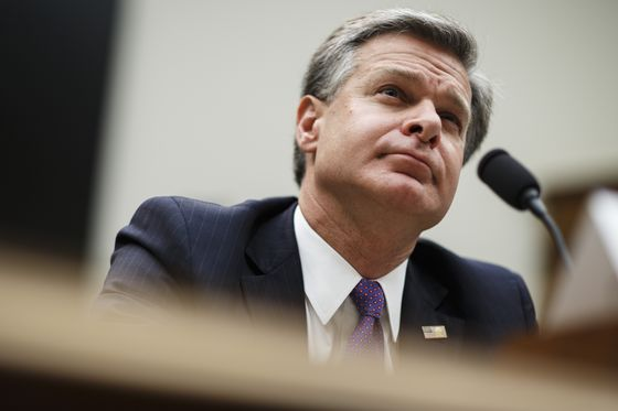 FBI Director Says Kavanaugh Probe Followed 'Usual Process'