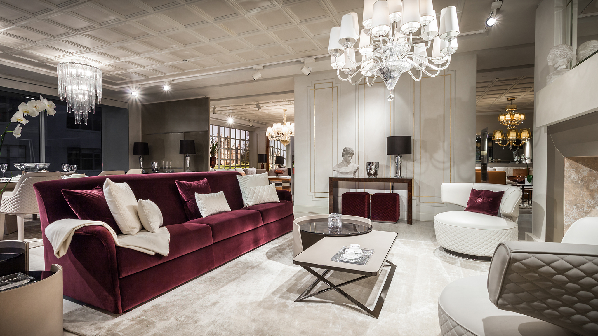 . Bentley Drives Italian Furniture Line Into the Home   Bloomberg