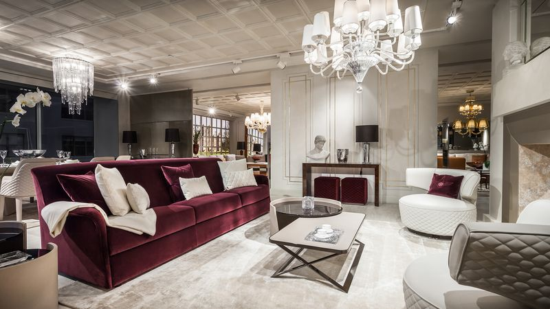 Good Luxury Living Group Showed Off Its Bentley Home Collection In Special  Showrooms Last December At Art Basel Miami Beach. The Items Included  Chandeliers, ...
