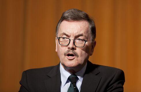 ECB Executive Board Member Juergen Stark