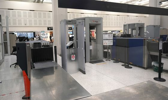 U.S. Airport Wait Times Stabilize Even as Houston Shuts Lanes