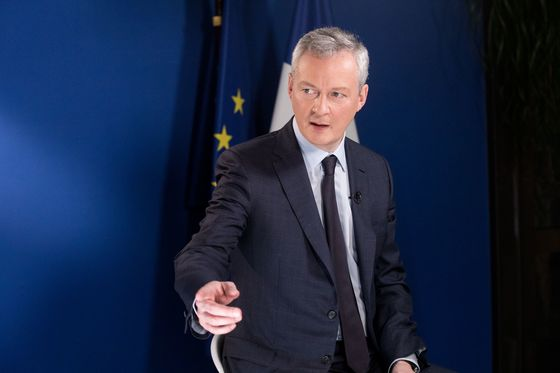 Trump Will 'Never, Never, Never' Divide Europe, Le Maire Says