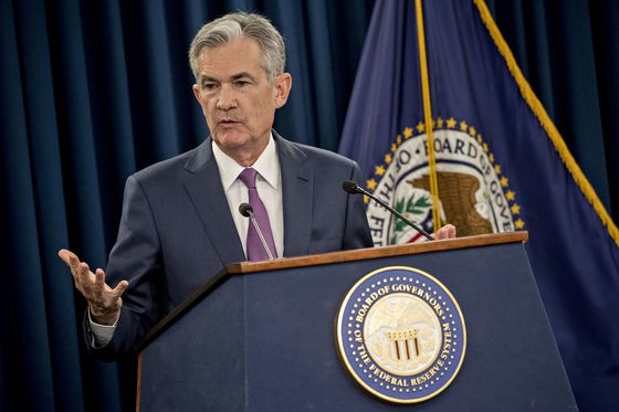 Powell Wants 'Real Economy' to Guide Fed