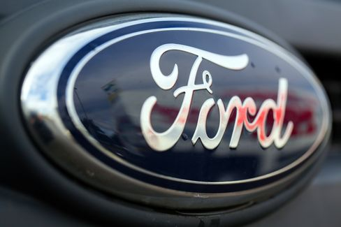 Ford Motor Forecasts