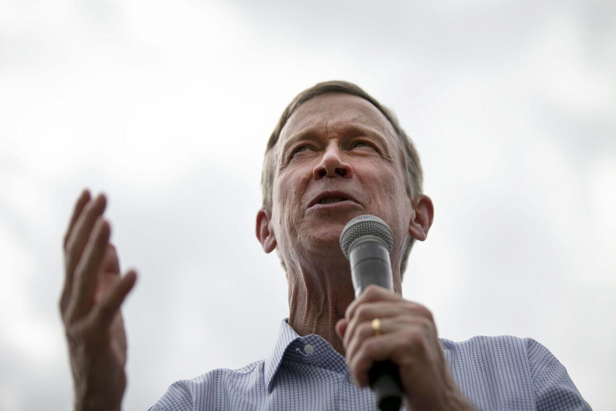 John Hickenlooper Launches Colorado Senate Campaign