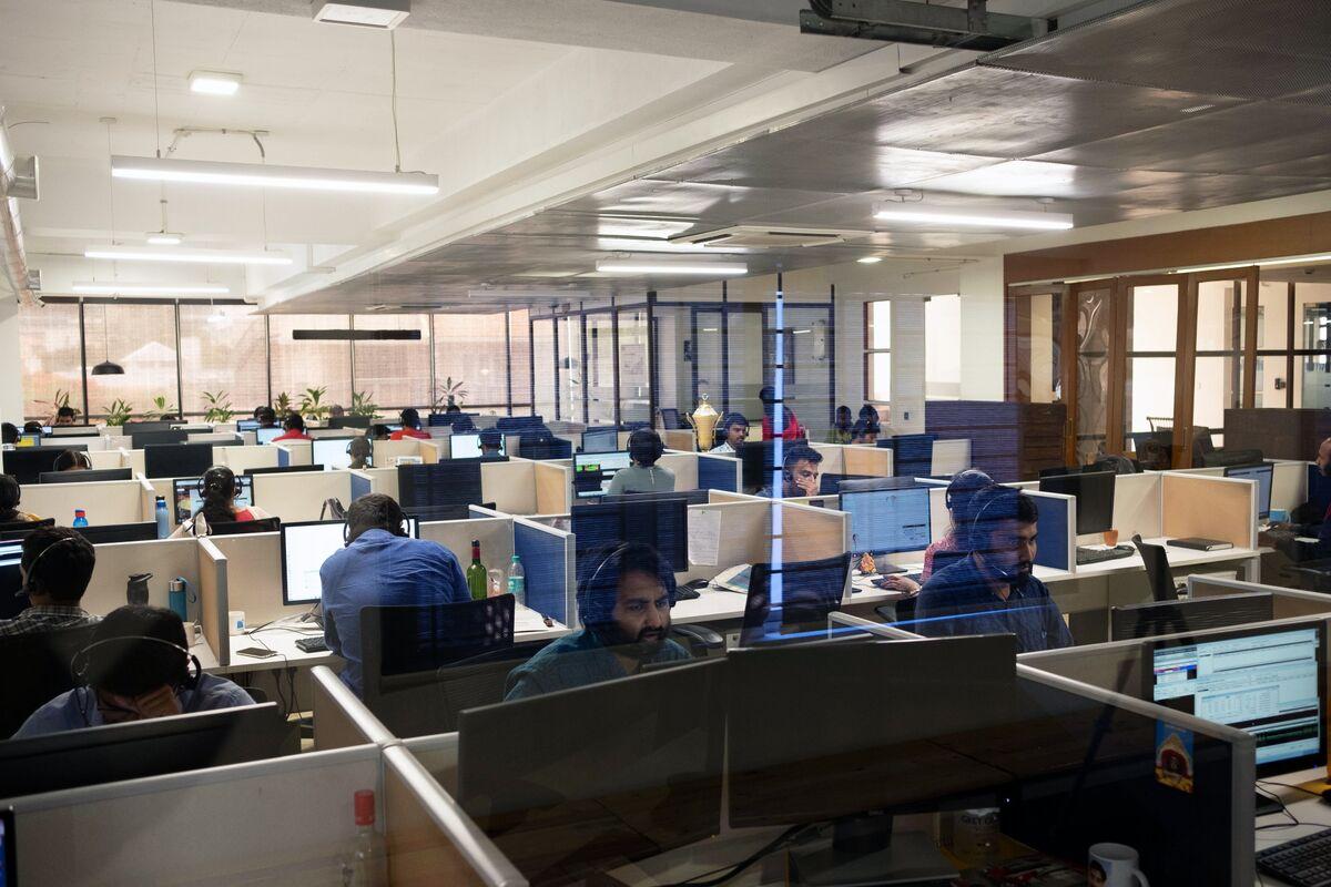 bloomberg.com - Saritha Rai - To Avoid Tech's Anti-Trust Troubles, India Tries a Hard 30% Cap