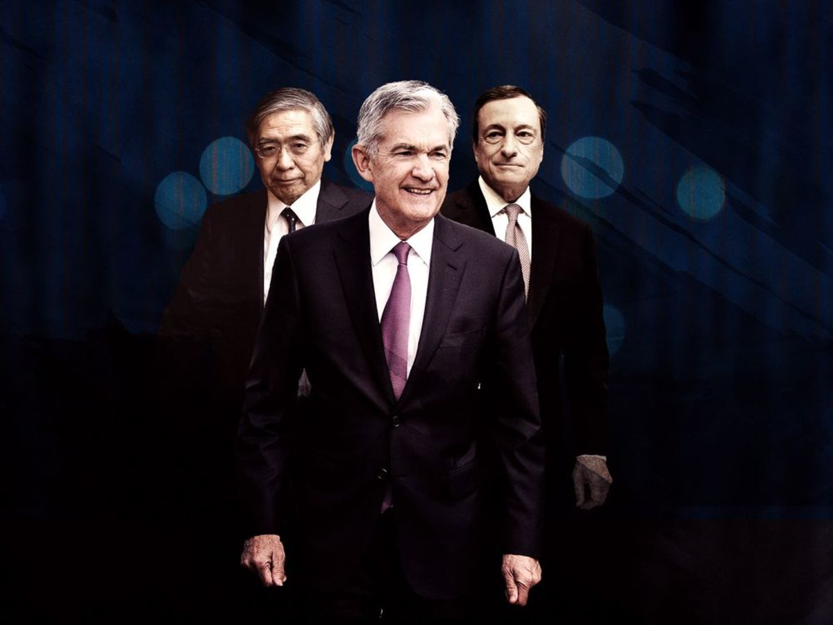 Big Reads on Economics: Central Banks Are Easing But Not Easily