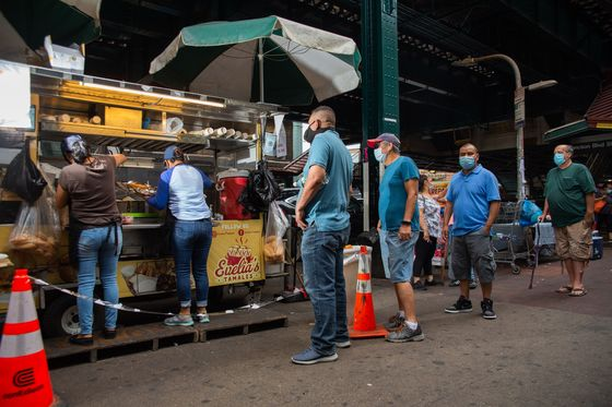 Carnegie Hall Got Rescue Aid, But Not Your Favorite Food Cart