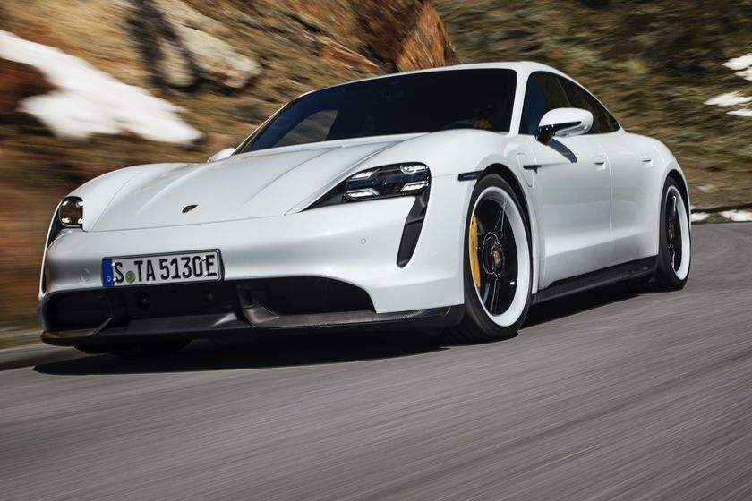 relates to Porsche's Electric Taycan Sales on Course to Eclipse Iconic 911