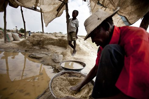 Tanzania Concerned Falling Gold Prices May Prompt Mine Closures