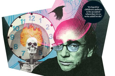 R.L. Stine on Writing Horror for Grown-Ups