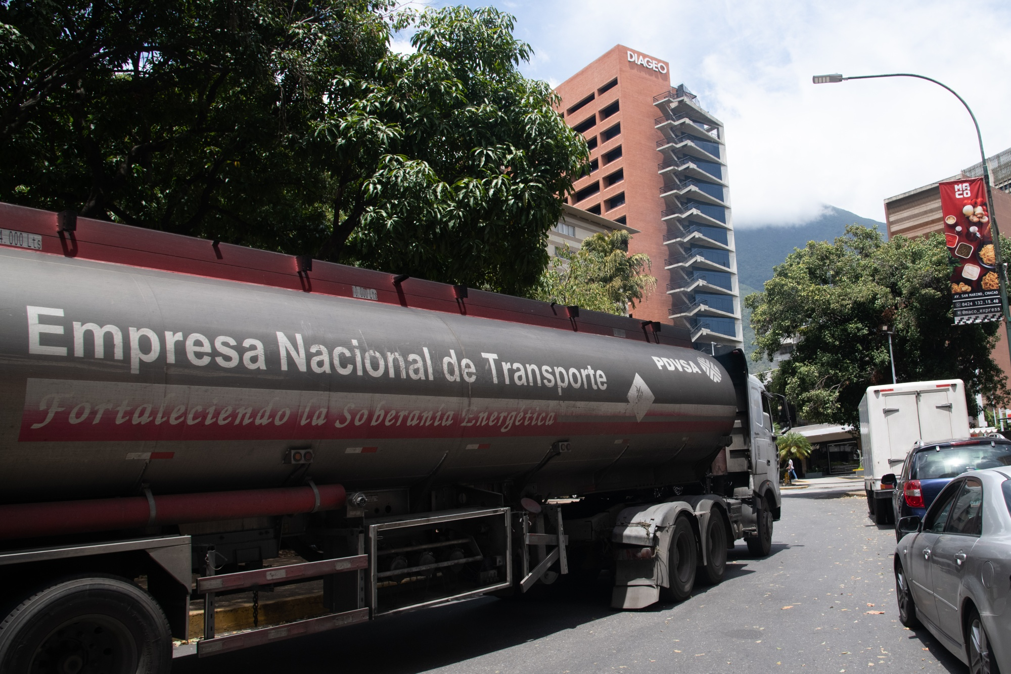 relates to At a Hotel in Caracas, Oil Executives Weigh a Return to Venezuela