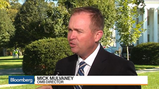 OMB's Mulvaney on Health Bill Taxes and Yellen