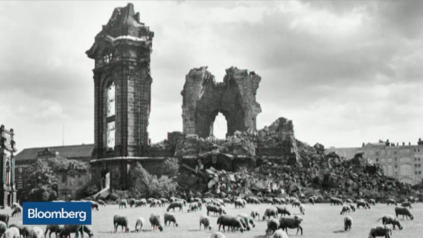 can the bombing of dresden be