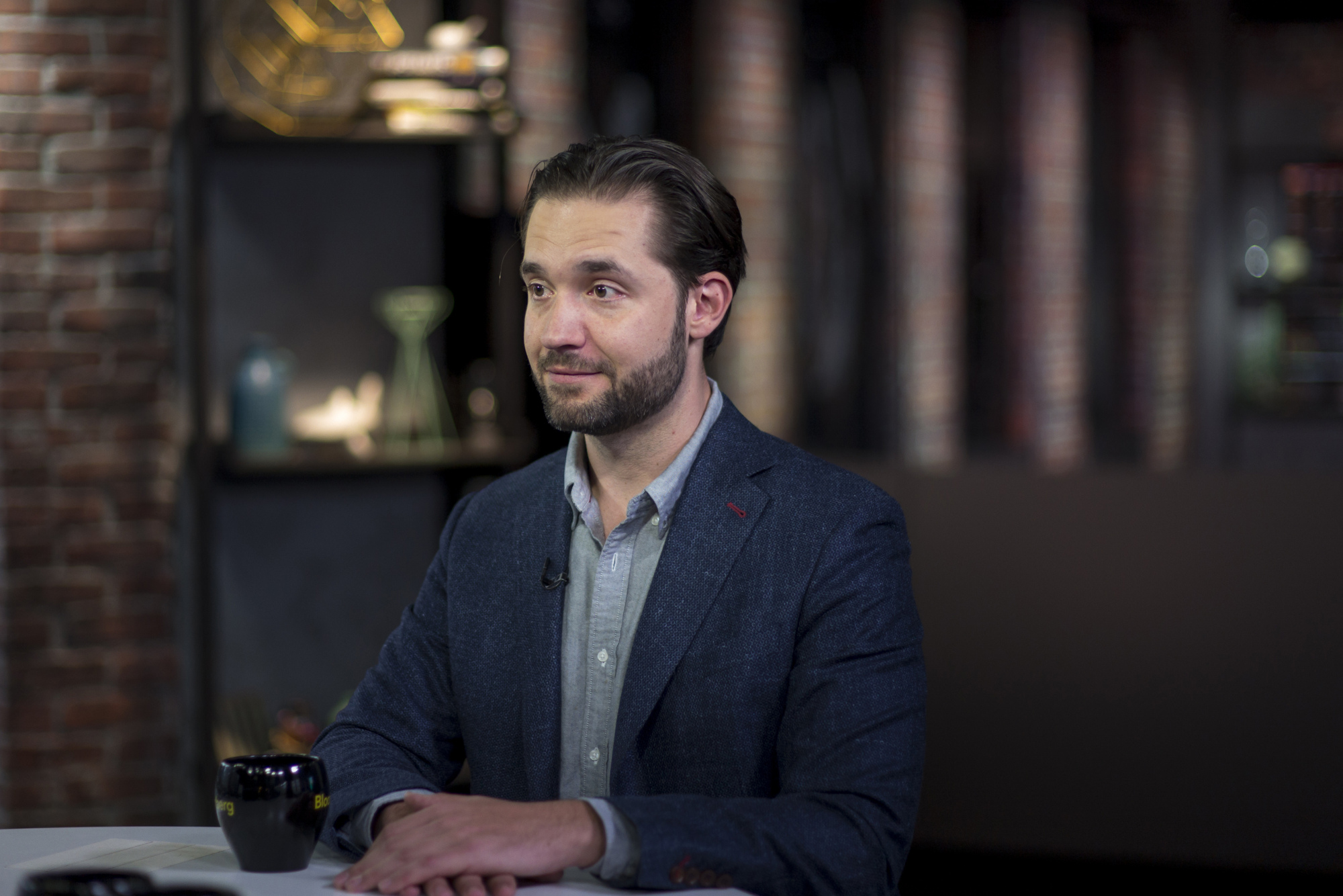 Reddit's Alexis Ohanian Bets on Gloria to Disrupt Soccer