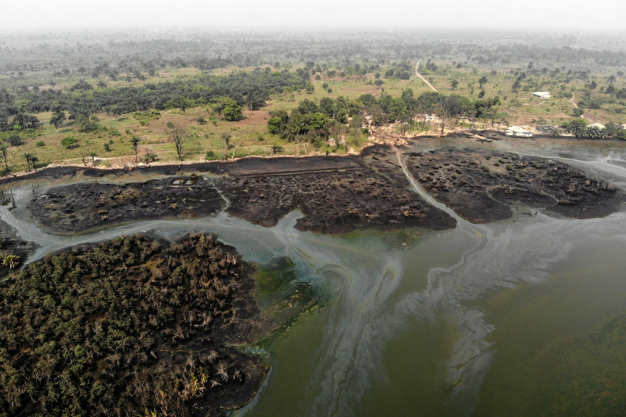 Nigerias Environmental Distress