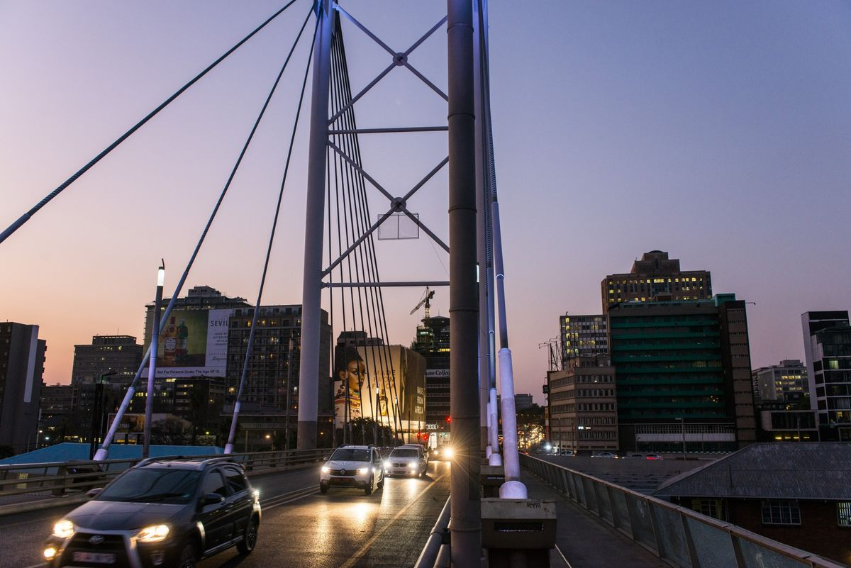 BRICS Bank's First Local-Currency Loan Is for South Africa Roads