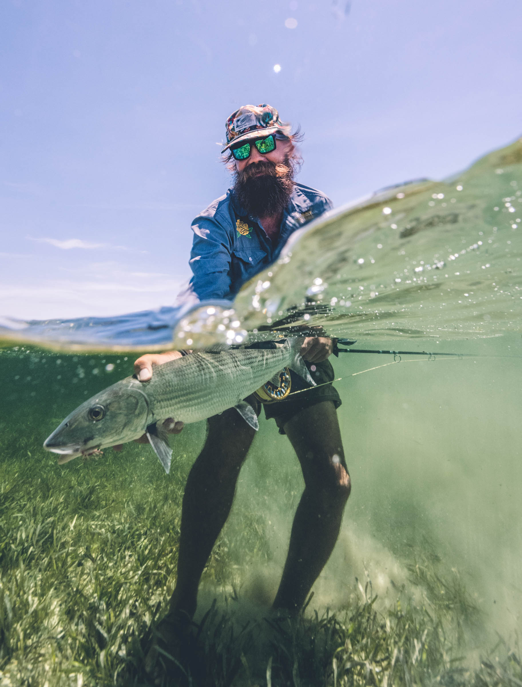 Dedicated to the promotion of fly fishing education, conservation, and outdoors ethics