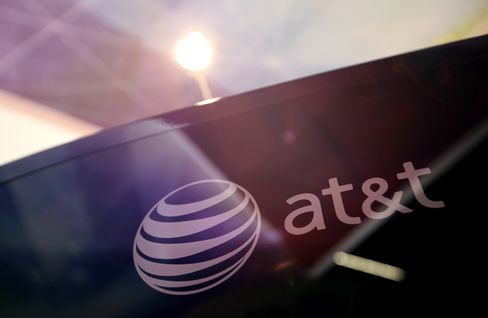 AT&T Plans Europe Expansion Through Wireless Licensing Push