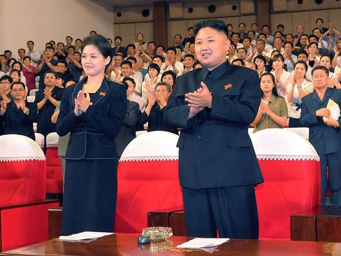 North Korean Leader Kim Jong Un Has Wife, State Media Report