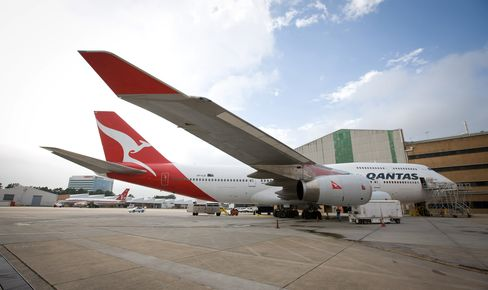 Qantas Faces Domestic Price War as International Losses Widen