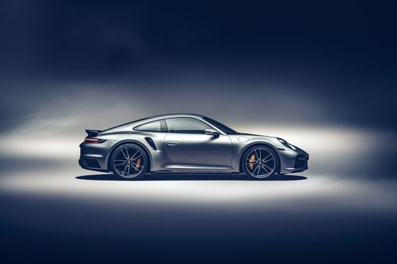 The 2021 Porsche 911 Turbo S Sets a New Benchmark for Sports Cars