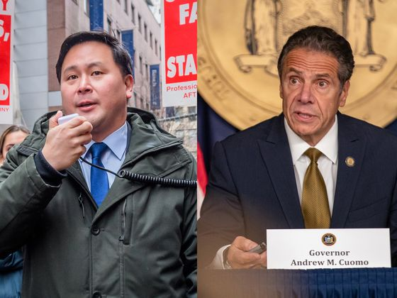 New YorkLawmaker Says Cuomo Threatened Him; Governor Says He's Liar