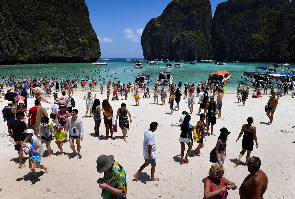 Thailand's $13 Billion Plan Could Woo 65 Million Tourists Yearly