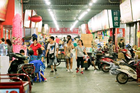 China's Service Sector Cools; More Stimulus Possible