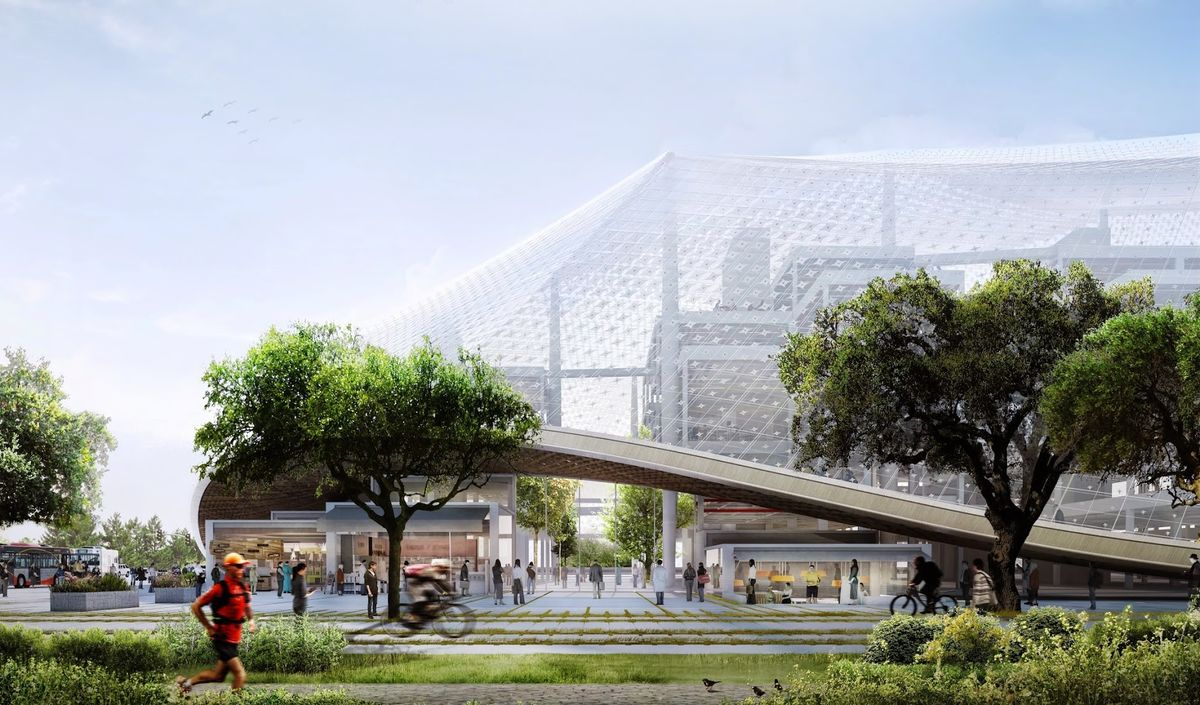 Check Out Google's Insane Plans for a New Headquarters