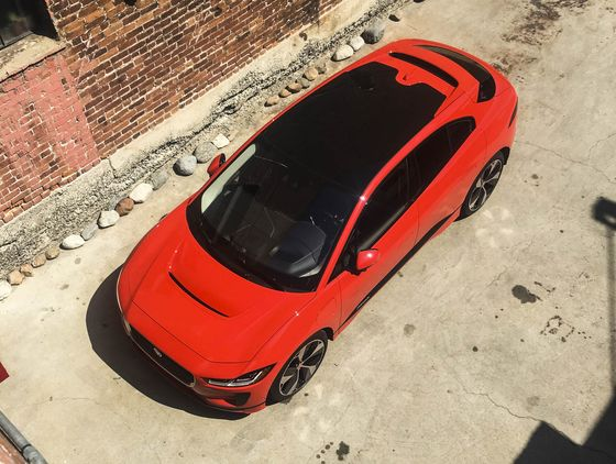 Jaguar I-Pace Review: A Cheaper, Sexier Model X in the Making