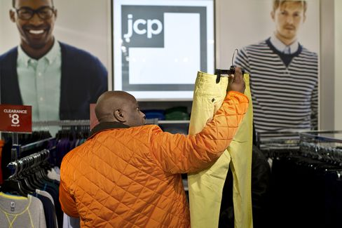 J.C. Penney Heads for Ninth Quarter of Plunging Sales