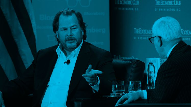 relates to Episode 17: Marc Benioff, Salesforce Founder, Chairman and Co-CEO