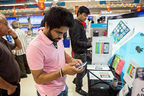 India's RCom Starts Subsidizing iPhones