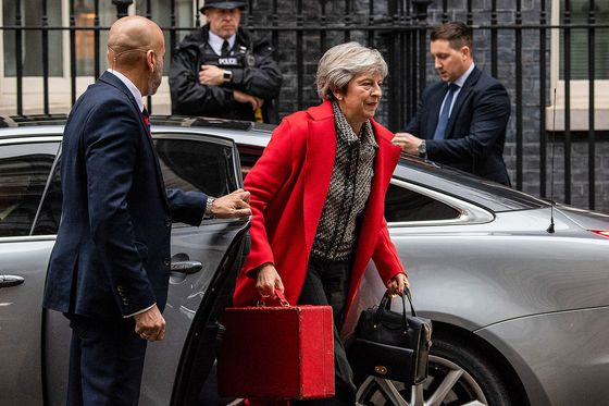 Theresa May Takes Control of Brexit Endgame as Ministers Defy Her Plans