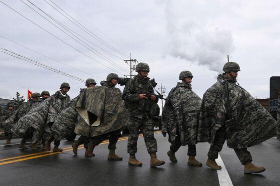 Trump Says U.S. to Suspend War Games in Korea After Kim Summit