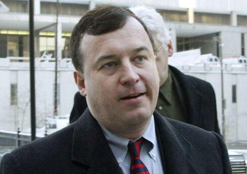 John Rusnak arrives at court in 2003