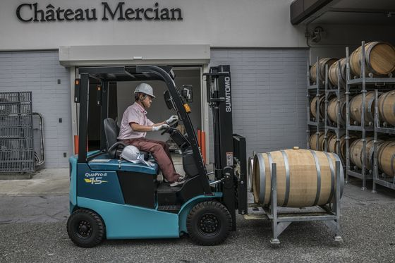 Japan's Oldest Winemaker Readies for European Grape Onslaught