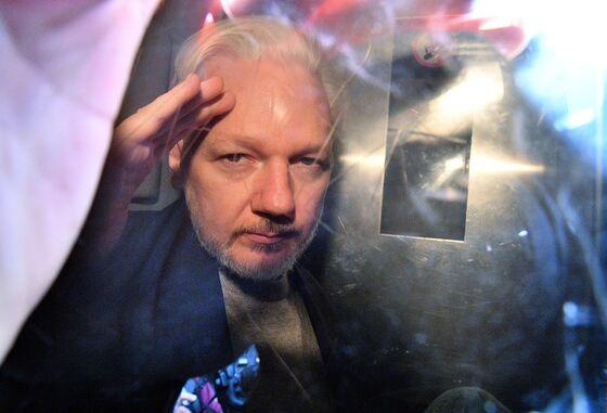 Julian Assange Locked Down in Prison After Covid Outbreak