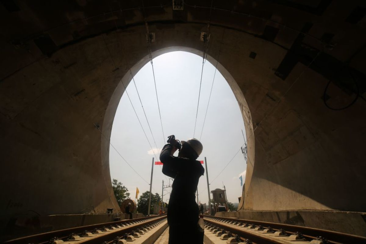 Let China Build The Longest Undersea Rail Tunnel
