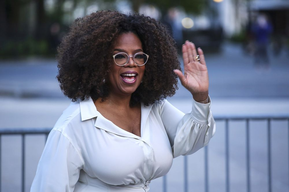 Oprah Winfrey Gives Commencement Address at Colorado College