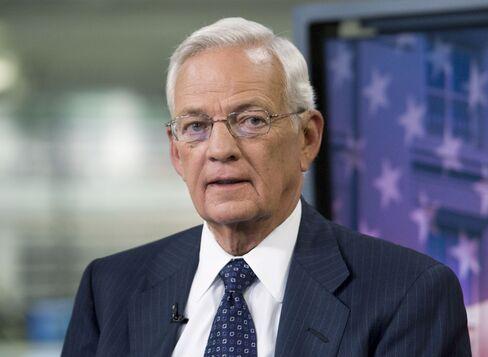 Former Treasury Secretary Paul O'Neill