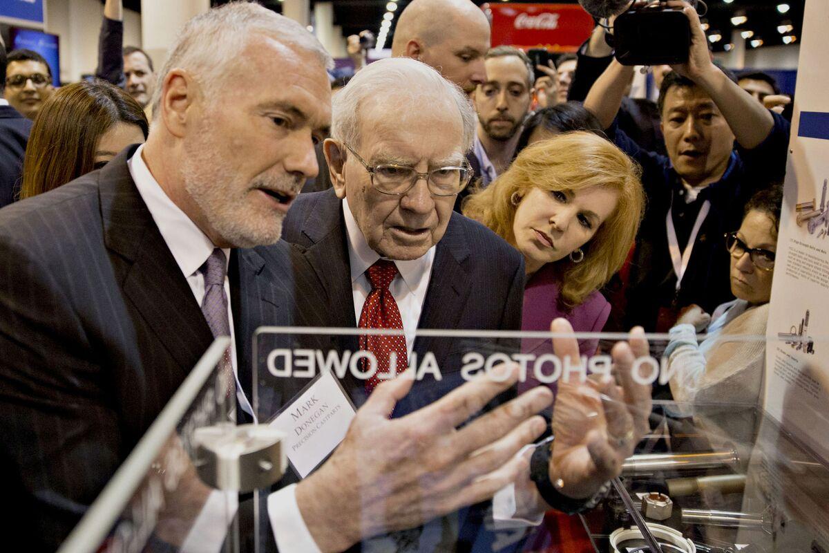 Warren Buffett Made a Big Bet On an 'In-Your-Face' CEO