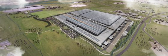 U.K.'s Giant Battery Factory Developer Looks for a SPAC Deal
