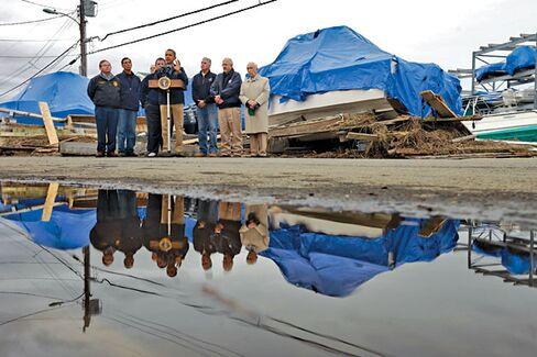 FEMA: What a Relief