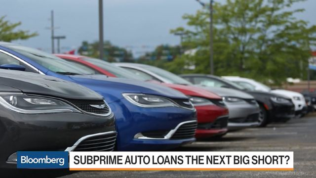 Image result for Photographer: Daniel Acker/Bloomberg As Inventor of Subprime Car Loans Exits, Critics Smell a Lemon