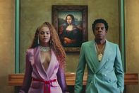 relates to Helped By Beyonce Clip, Paris' Louvre Breaks Visitor Record