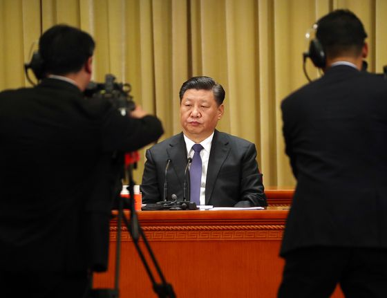 Rare China Schedule Changes Suggest Major Policy Meeting Is Near