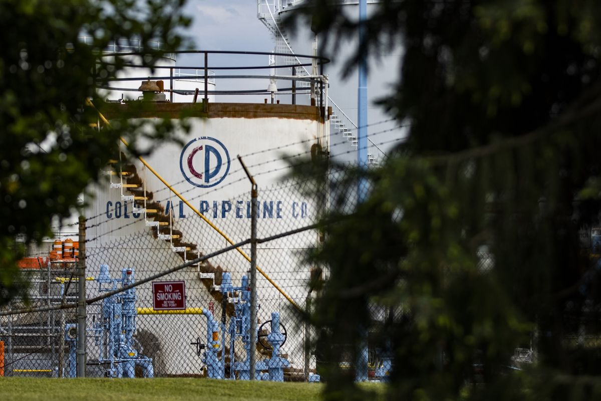 Colonial Pipeline Is Running at Less Than Half of Its Capacity
